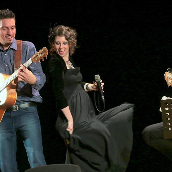 AMANDA TOSONI DUET with Andrea Valeri