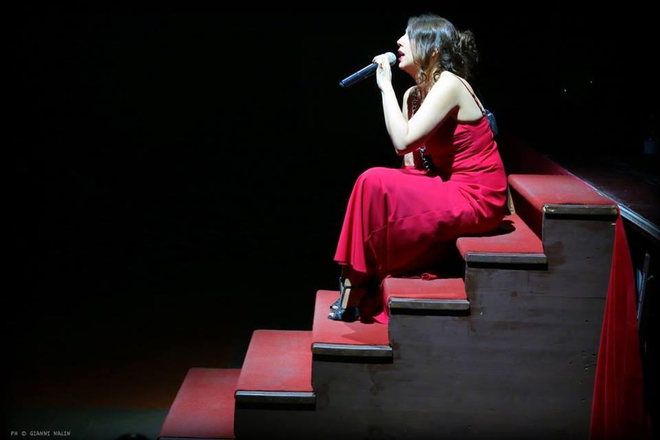 AMANDA E LA BANDA LIVE 10